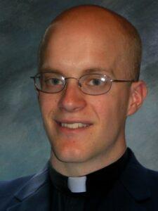 Father John T. Kucera - State Chaplain