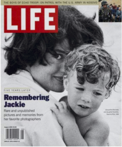 August 1999 Life Magazine Cover