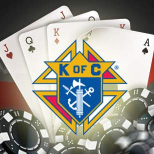 Idaho Knights of Columbus Poker Night