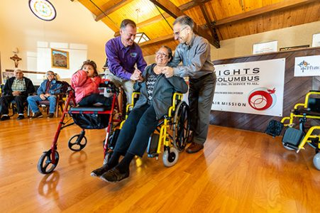 Idaho-Knights-of-Columbus-Global-Wheelchair-Mission